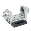 可変型ファイバ - ファイバ カプラ、1050~1600 nm、SMA