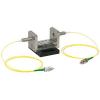 固定式ファイバ - ファイバ カプラ、1064 nm、HI1060ファイバ、FC/APC