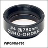 Mounted Zero-Order Quarter/Harf-Wave Plates with Ø22.6 mm Clear Aperture